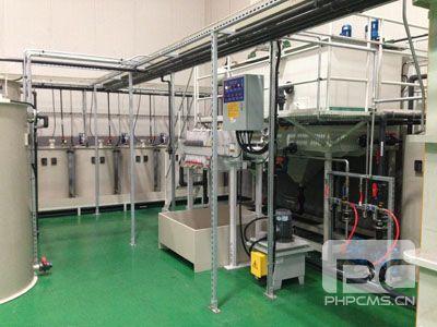 杭州西子富沃德中水回用污水处理工程案例新闻