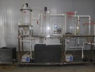 污水处理实验流程