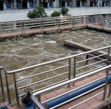 洗涤废水处理