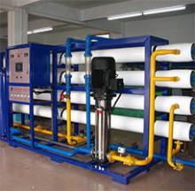 含铜废水处理设备