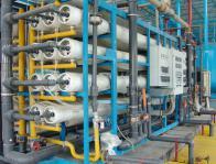 大连某太阳能光伏企业2T/H超纯水设备项目